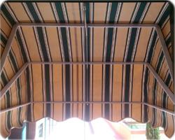 Estructura interior capota