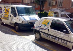 Flota de Toldos Rodríguez